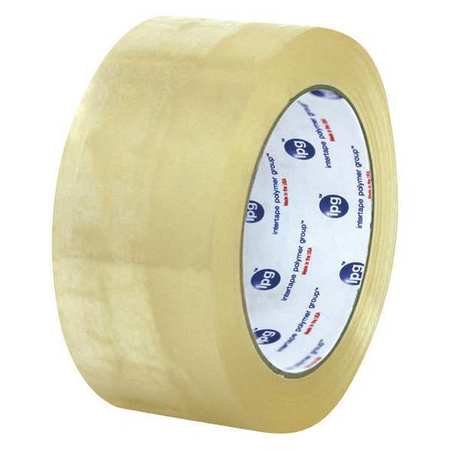 "Intertape Polymer Group 9852 CLR 1.88"" X 54.6 Yards Clear Storage Tape"