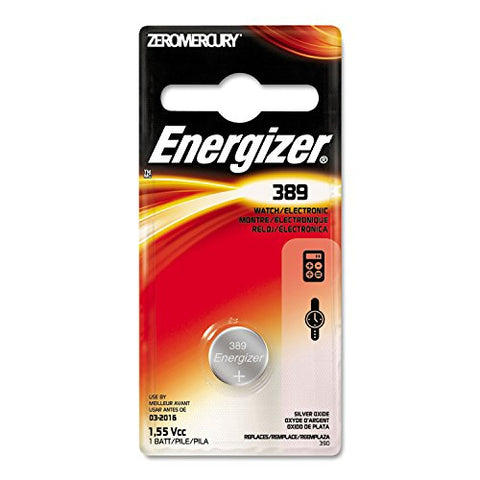 EVE389BPZ - Energizer Watch/Electronic Battery
