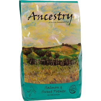 Sammy Snacks Ancestry Grain Free Salmon Sweet Potato Dog Food, 15 lb
