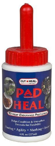 Cut Heal Pad Heal For Dogs, 8 Ounces.