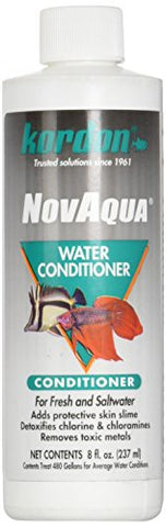 KORDON  #31148  NovAqua Water Conditioner, 8-Ounce