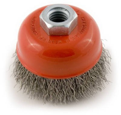 Forney Crimped Wire Cup Brush 2-3/4 ""