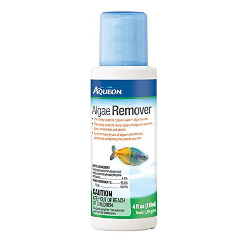 AQUEON PRODUCTS-SUPPLIES 276990 Aqueon Algae Remover , 4 oz