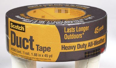 3M 2245-A 45 Yards All Weather Duct Tape