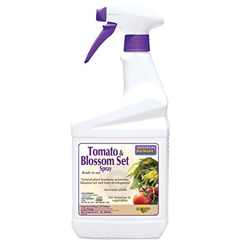 Bonide Chemical RTU Tomato and Blossom Set Spray, 32-Ounce