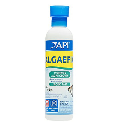 API ALGAEFIX Algae Control Solution 8-Ounce Bottle