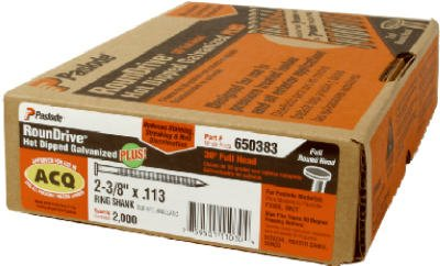 Paslode 650238 5000 Count Framing Nail - 2.38 in.