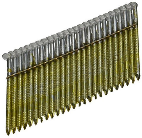 BOSTITCH S8DRGAL-FH 28 Degree 2-3/8-Inch by .120-Inch Wire Weld Galvanized Ringshank Framing Nails (2,000 per Box)