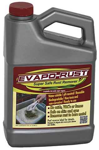 Evapo-Rust ER004 Super Safe Rust Remover - 32oz.