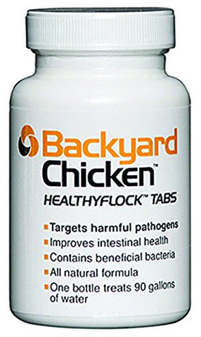 DBC AGRICULTURAL PRDTS 018630 Healthyflock Tabs
