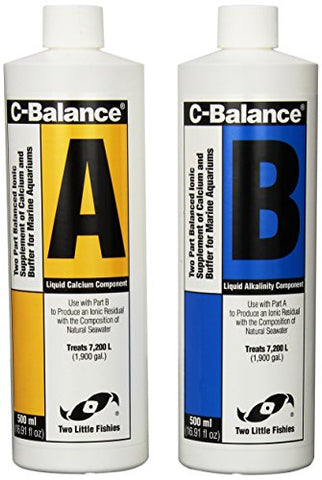 Two Little Fishies ATLCB6A C-Balance, 16-Ounce