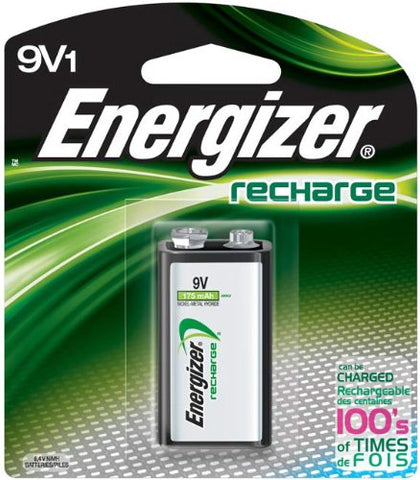 Energizer Rechargeable 9 Volt Battery (NH22NBP)