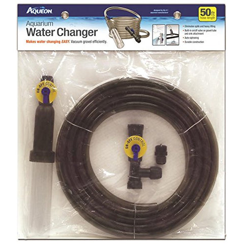 Aqueon Aquarium Water Changer - 50 feet