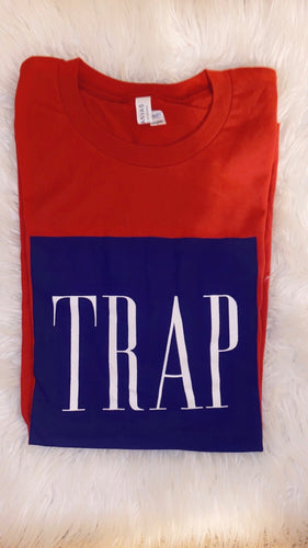 Trap T- Shirt Red