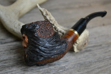 Briar Pipe Carving