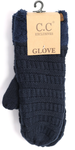 CC Fleece Lined Mittens