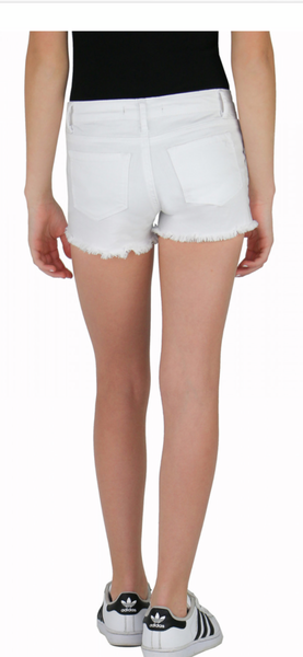 """Brittany"" Shorts White"