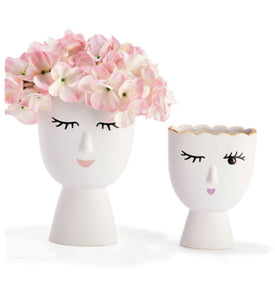 Margaux Face Vase