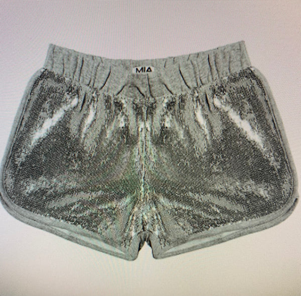 Girl's Glam Shorts