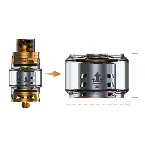 Smok TFV12 Prince 8ml Expansion Glass