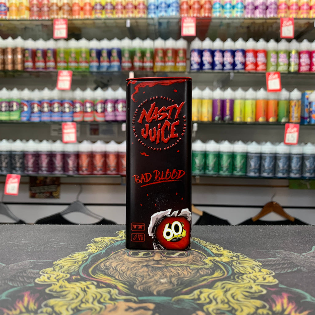 Nasty Juice - Bad Blood 60ml