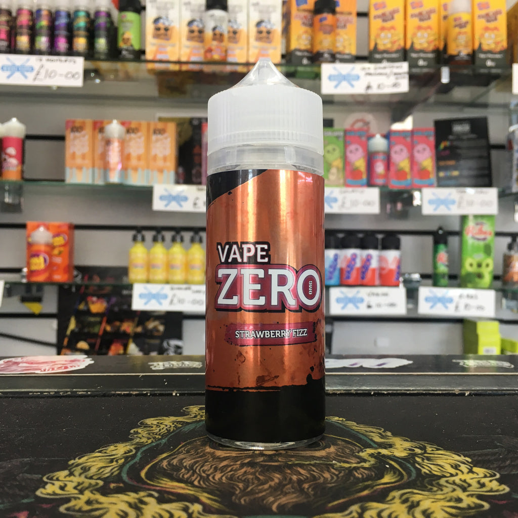 Vape Zero - Strawberry Fizz