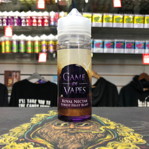 Game Of Vapes - Forest Fruit Blast
