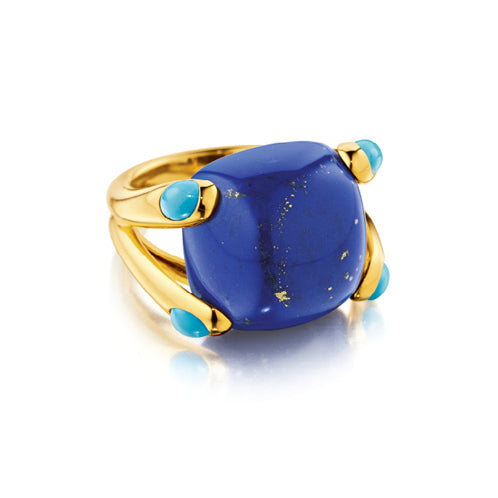 Verdura-Jewelry-Candy-Ring-Gold-Lapis-Turquoise