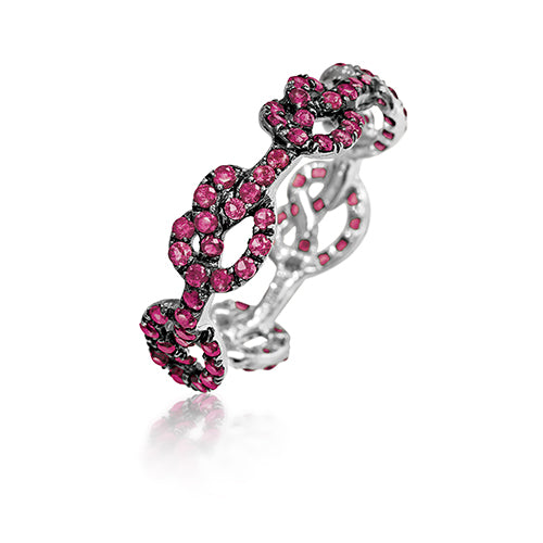 Verdura-Jewelry-Love-Knot-_Ring-Ruby-Blackened-White-Gold