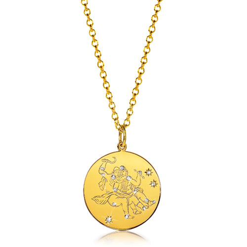 Verdura-Jewelry-Zodiac-Pendant-Necklace-Gemini-Gold-Diamond