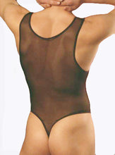 Sheer Thong Bodysuit