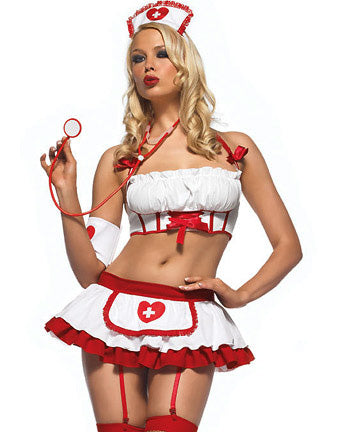 Sexy Nurse Set Costume #5168