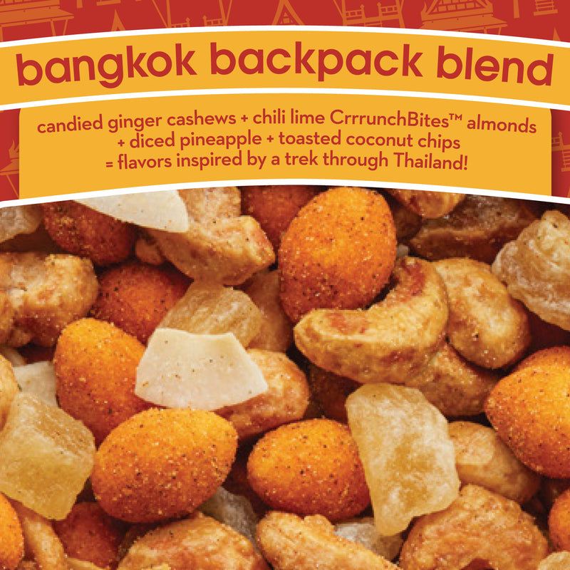 Fusions Bangkok Backpack Blend Trail Mix