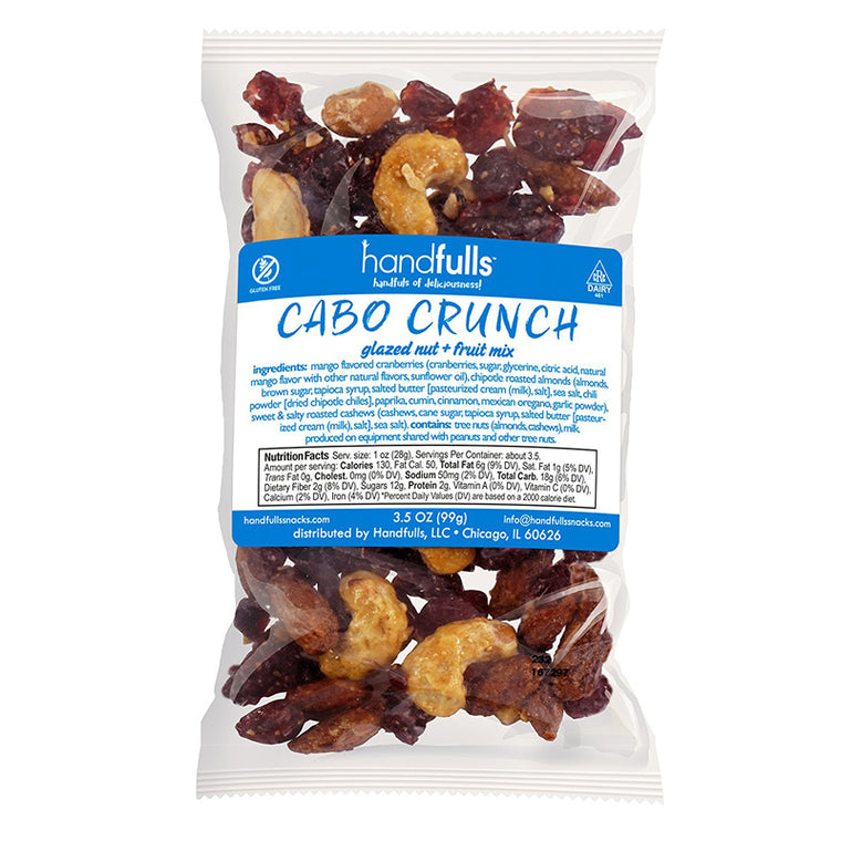 Handfulls: Cabo Crunch (3.5oz - 6 bags)