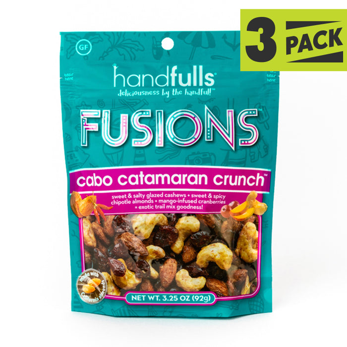 Fusions Cabo Catamaran Crunch Trail Mix