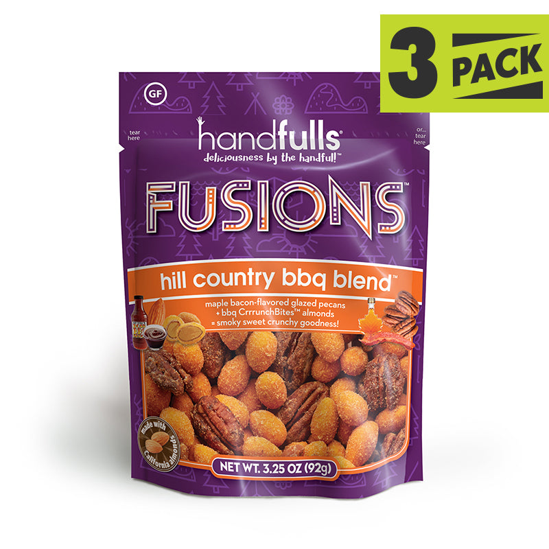 Fusions Hill Country BBQ Trail Mix