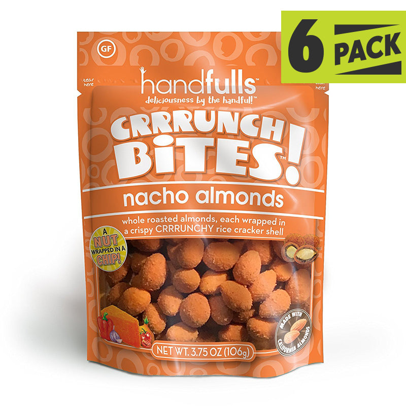 Crunch Bites Nacho Roasted Almonds