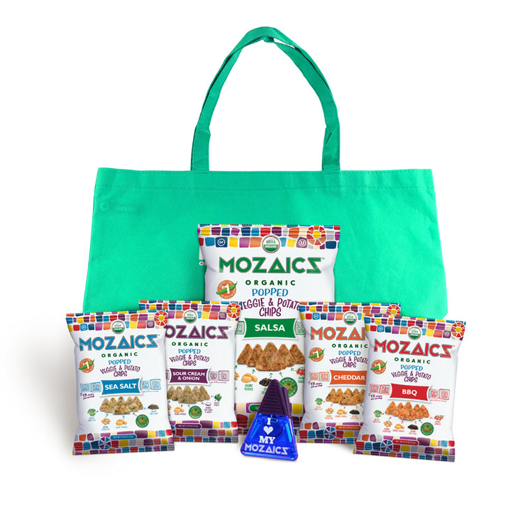 Mozaics Chips Only Trial Kit
