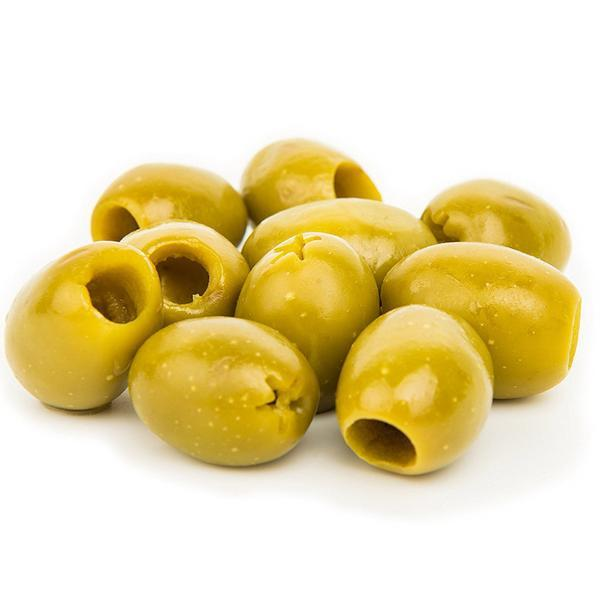 Veggicopia Green Pitted Olives from Greece