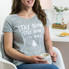 Stay Now Christmas T Shirt