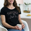 Fairytale Over New York Rose Gold Christmas T Shirt - Lovetree Design