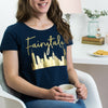 Fairytale Over New York Christmas T Shirt - Lovetree Design