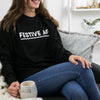 Festive Af Alternative Christmas Sweatshirt - Lovetree Design