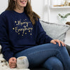 Merry Everything Christmas Jumper - Lovetree Design