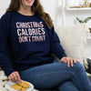 Christmas Calories Don't Count Christmas Jumper - Lovetree Design