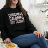 Christmas Calories Don't Count Christmas Jumper