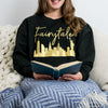 Fairytale Over New York Christmas Jumper