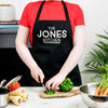 The… Kitchen Personalised Apron - Lovetree Design