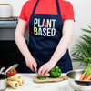Plant Based Vegetarian Vegan Apron - Lovetree Design