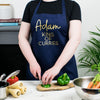 Personalised King / Queen Of… Apron